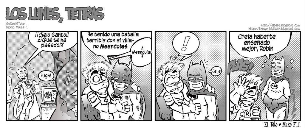 Tutorial: el punchline en las tiras cómicas