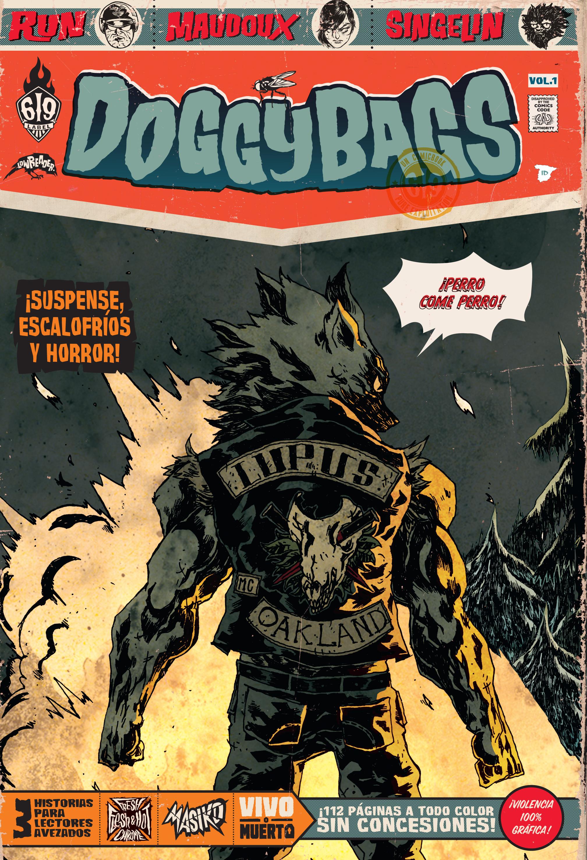 Reseña: Doggy Bags