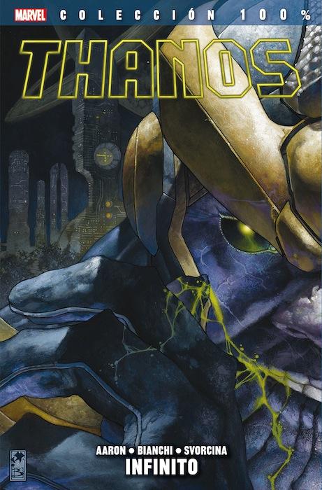 Reseña – 100% Marvel: Thanos