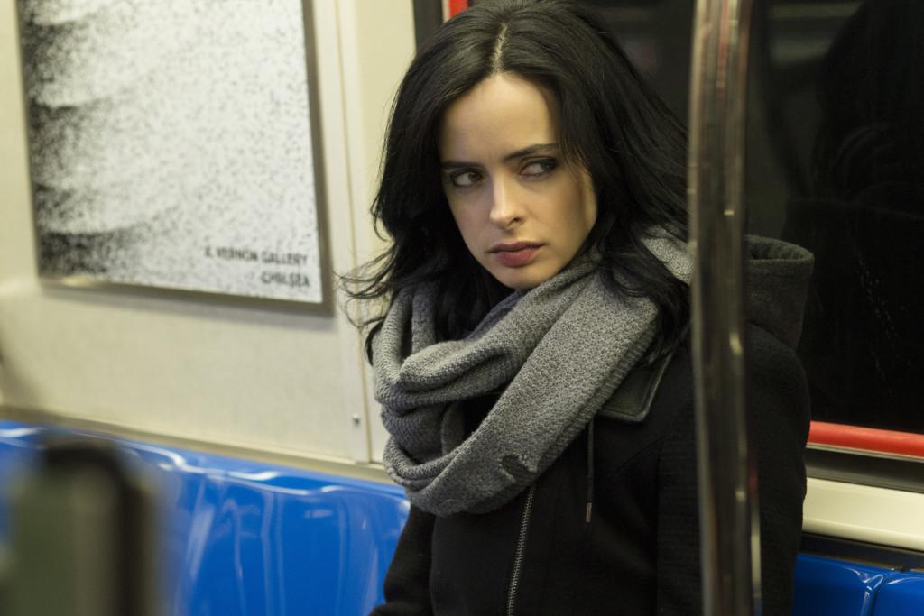 Primeras imágenes de la Jessica Jones de Netflix