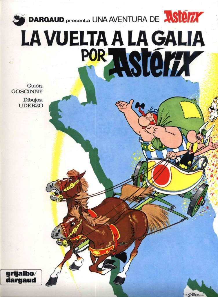 #SemanaAsterix: La vuelta a la Galia