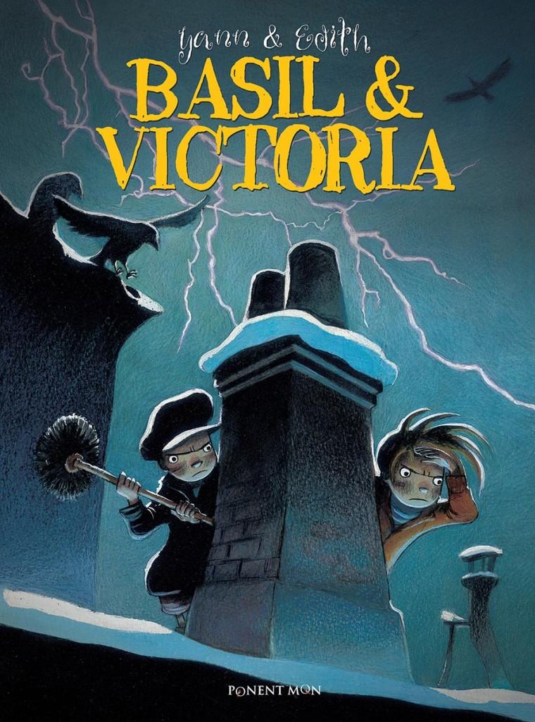 Reseña: Basil & Victoria integral.