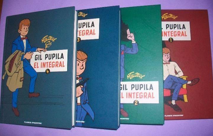 Reseña Gil Pupila Integral