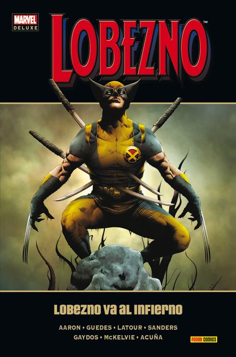 Reseña: Lobezno va al Infierno