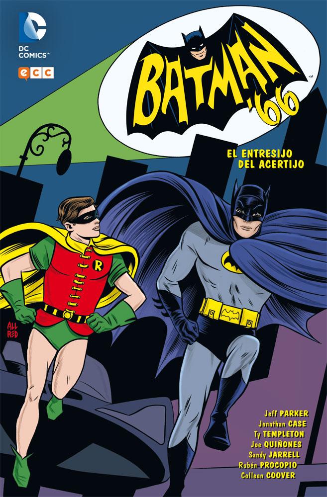 Reseñas desde Star City: Batman '66. El entresijo del acertijo
