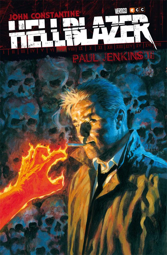 Reseña: Hellblazer. Paul Jenkins #1 (de 2)