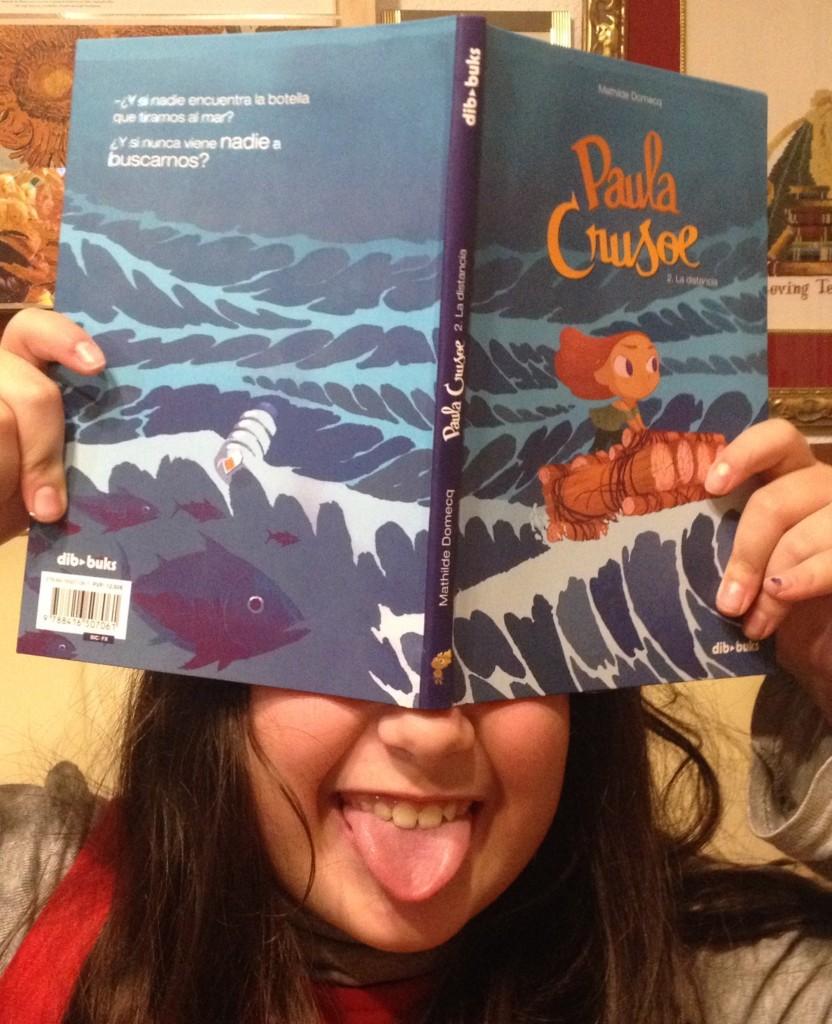 Reseñas desde Star City Jr: Paula Crusoe 2, La distancia