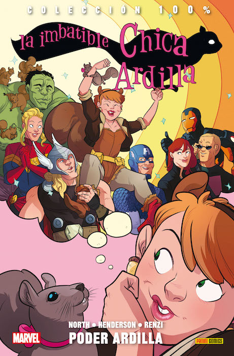 100% Marvel: La Imbatible Chica Ardilla 1