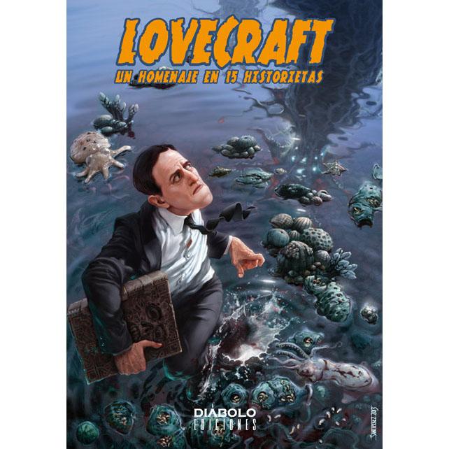 Reseñas desde Star City: Lovecraft. Un homenaje en 15 historietas.