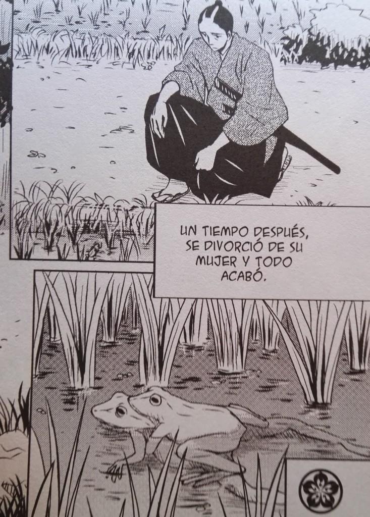 De la reproducción de las ranas.