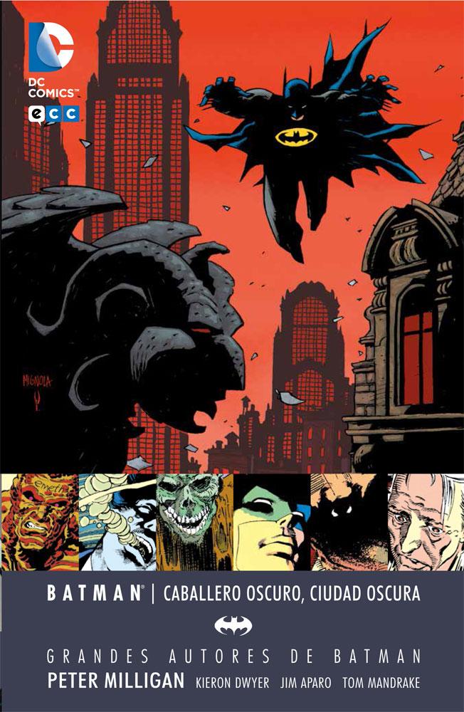 Reseña: Batman. Caballero oscuro, ciudad oscura