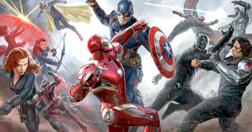 Capitán América: Civil War. Crítica sin spoilers