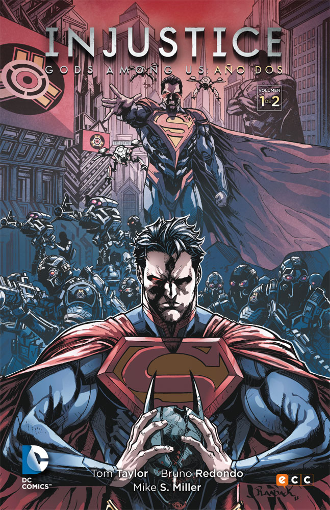 Reseña: Injustice. Gods among us. Año dos. Vol. 01 (de 2)