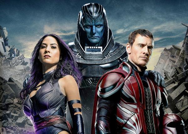 X-Men: Apocalipsis. Más larga no quiere decir mejor.