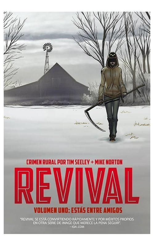 Revival Vol.1: Estás Entre Amigos