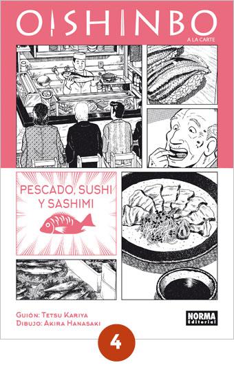 La Casa de Té de Lamastelle-san: Oishinbo 4.