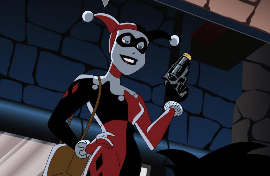A mí dadme a la Harley Quinn clásica