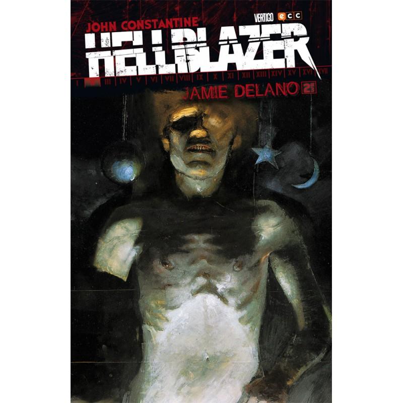 Reseñas desde Star City: Hellblazer de Jamie Delano (2 de 3)