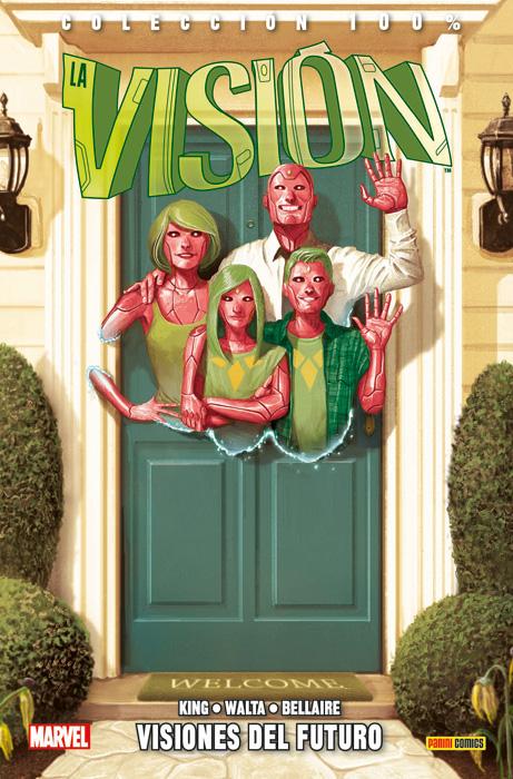 Reseñas desde Star City: La Visión. Visiones del Futuro