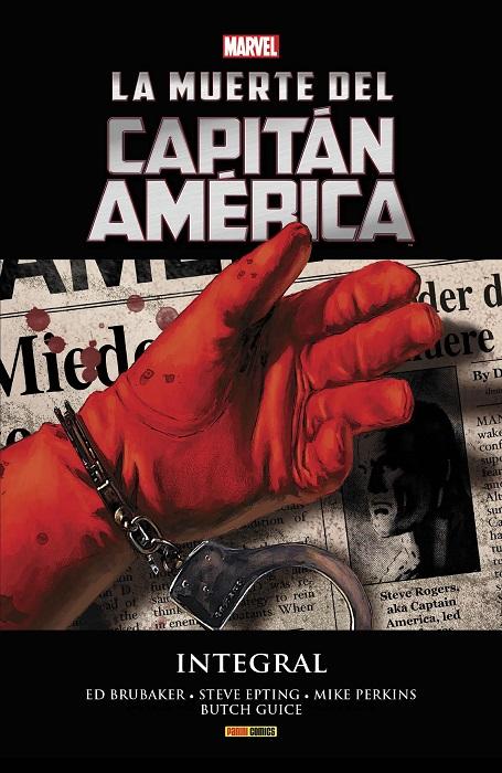 Reseña: La muerte del Capitán América