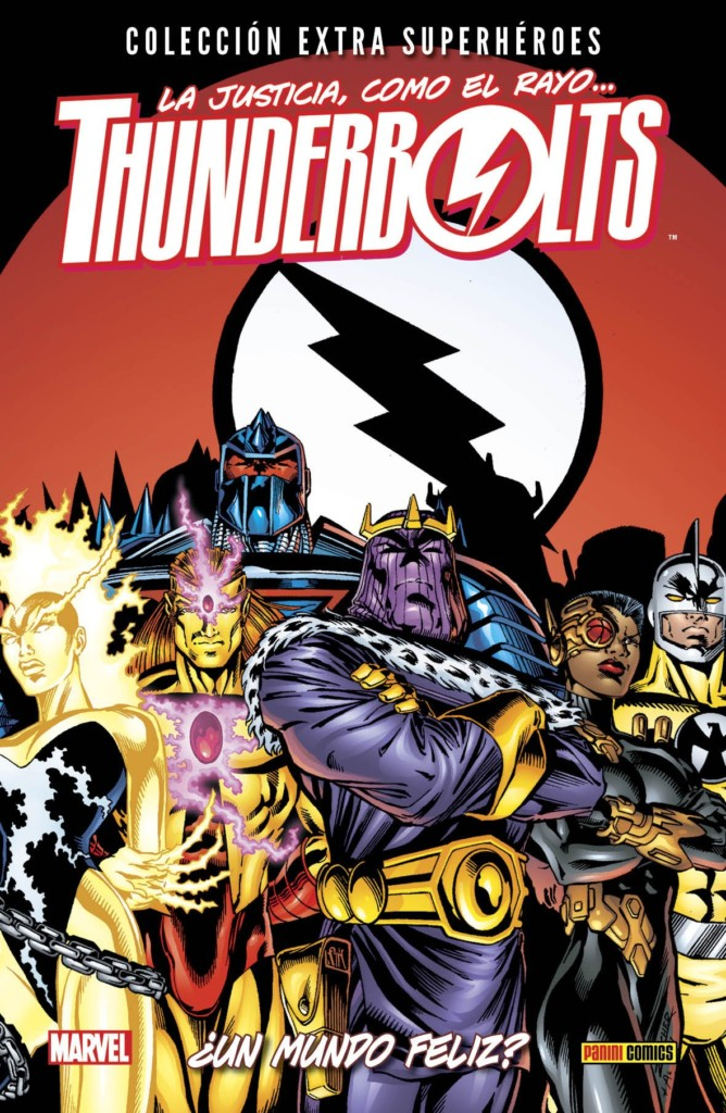 Reseñas desde Star City: CES Thunderbolts, ¿Un mundo feliz?