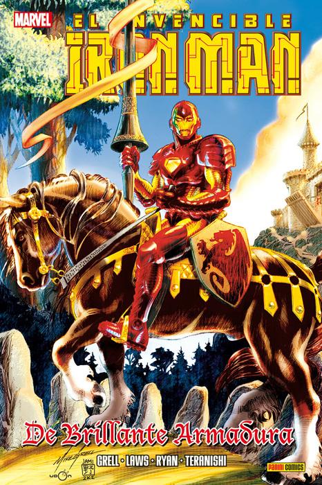 Iron Man: De brillante armadura