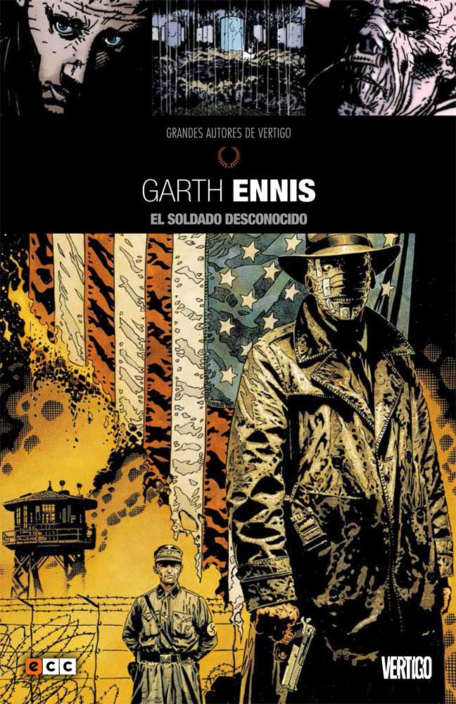 Reseña: El Soldado Desconocido, de Garth Ennis