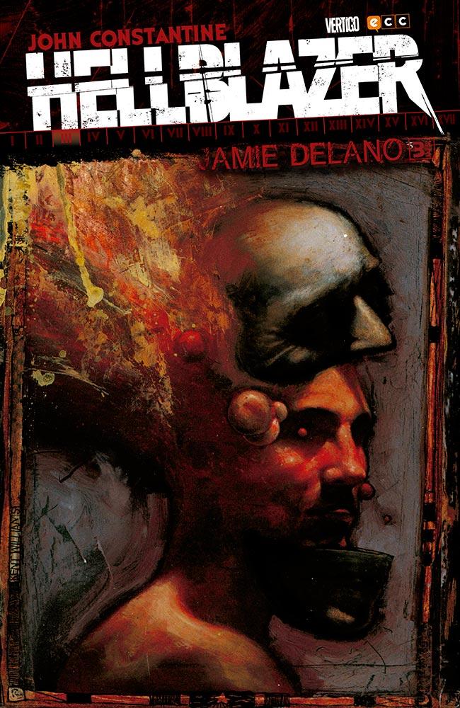 Reseñas desde Star City: Hellblazer de Jamie Delano (3 de 3)