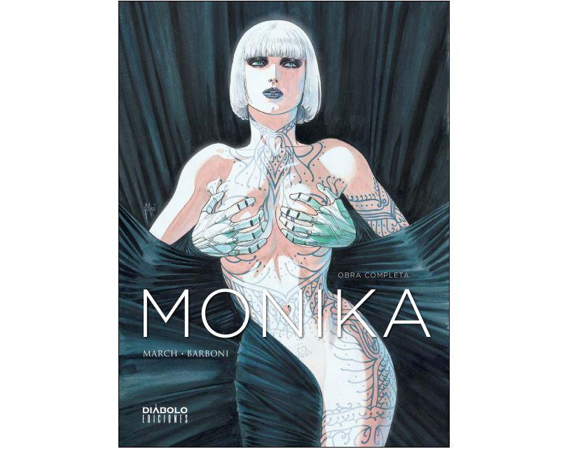 Reseña: Mónika, de Barboni y March