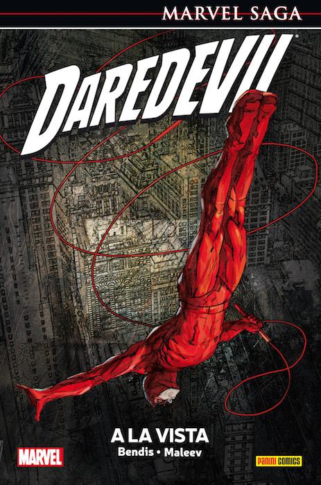 Reseñas desde Star City: Marvel Saga Daredevil 6. A la vista.