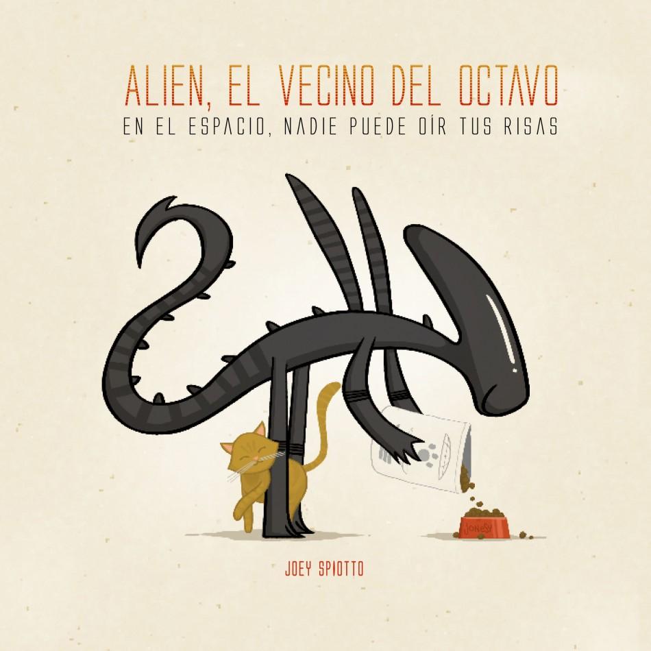 Reseña: Alien, el vecino del octavo.