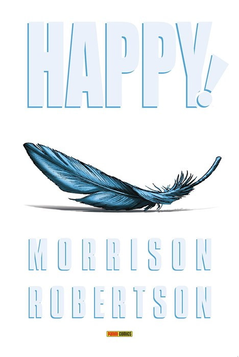Reseña: Happy!, de Morrison & Robertson