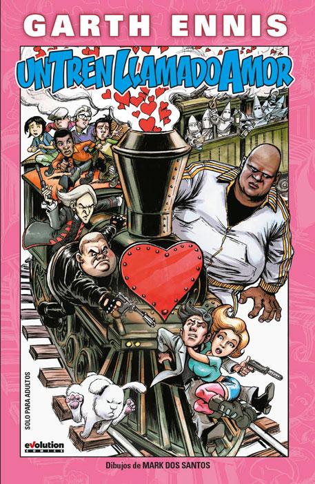 Reseñas desde Star City: Un tren llamado amor 1