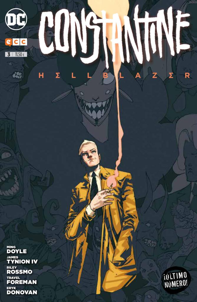 Constantine: Hellblazer nº3
