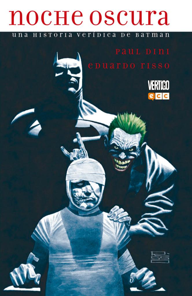 Reseña: Noche Oscura: una historia verídica de Batman, de Dini & Risso