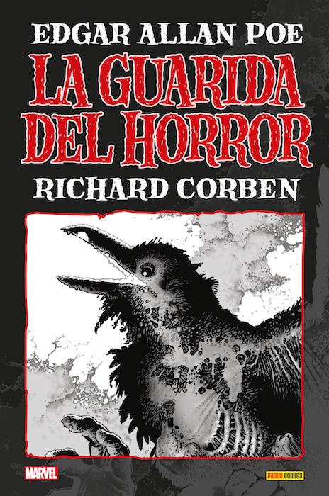 Reseña: La Guarida del Horror. Poe visto por Corben (y Margopoulos).