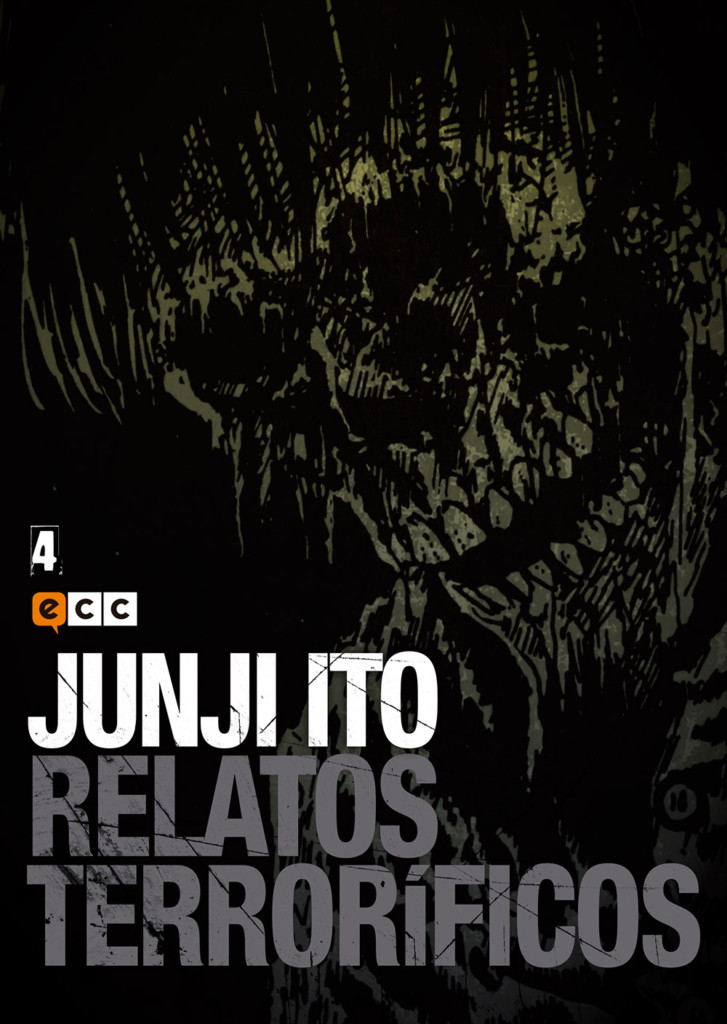 Junji Ito: Relatos terroríficos nº4