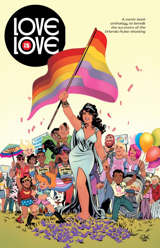 Love Is Love, un homenaje a las víctimas de la masacre de Orlando