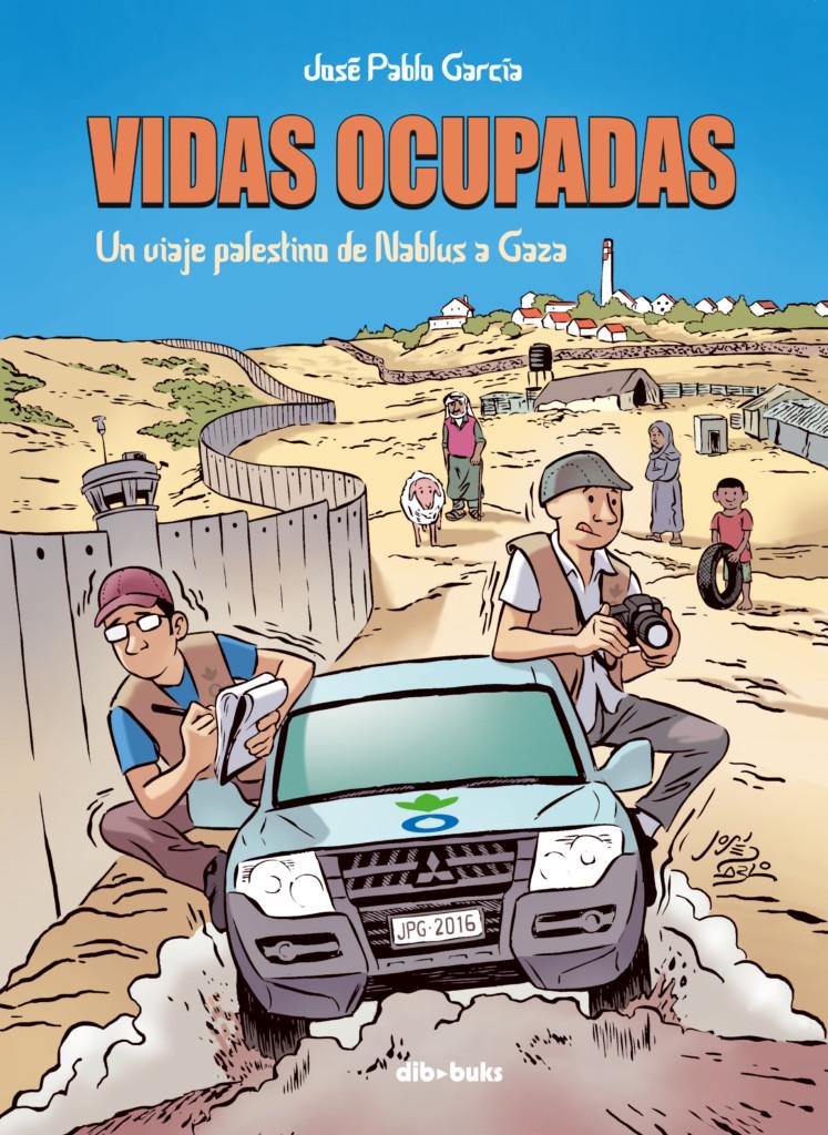 Presentación de «Vidas Ocupadas» en Madrid y Valencia