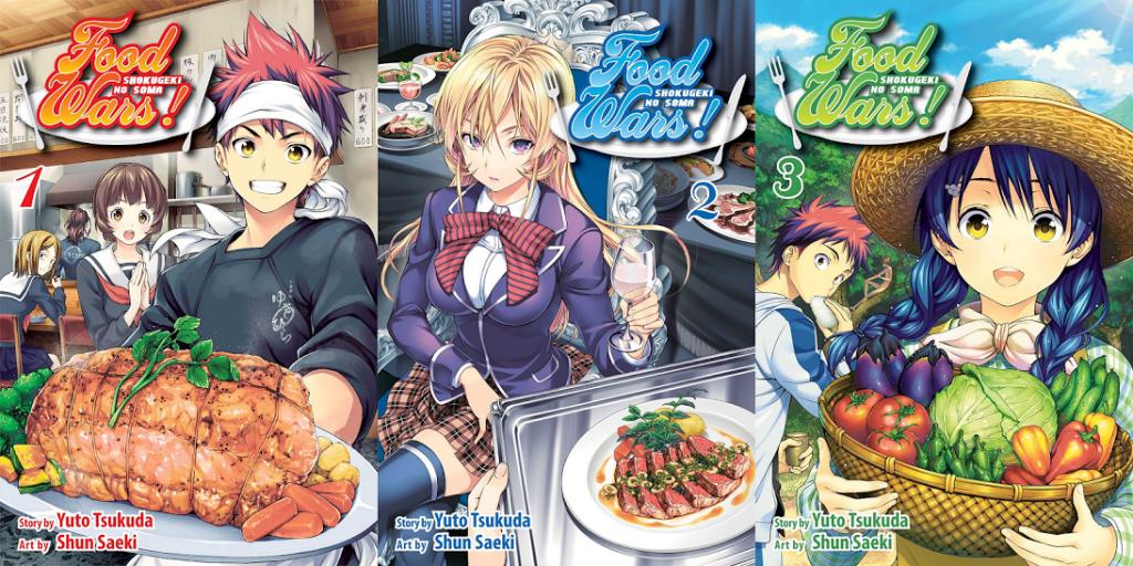 La Casa de Té de Lamastelle-san: Food Wars 2.