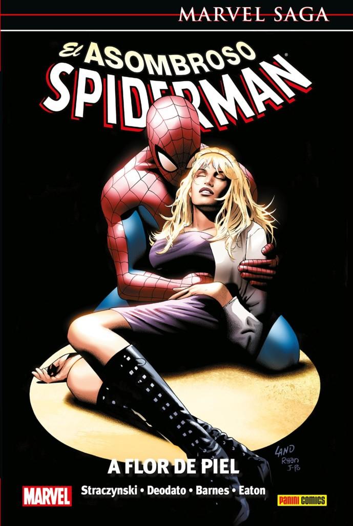 Reseñas desde Star City: Marvel Saga Spiderman 7. A flor de piel.