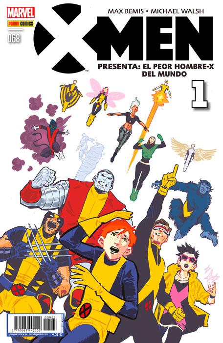 X-Men Presenta: El Peor Hombre X Del Mundo