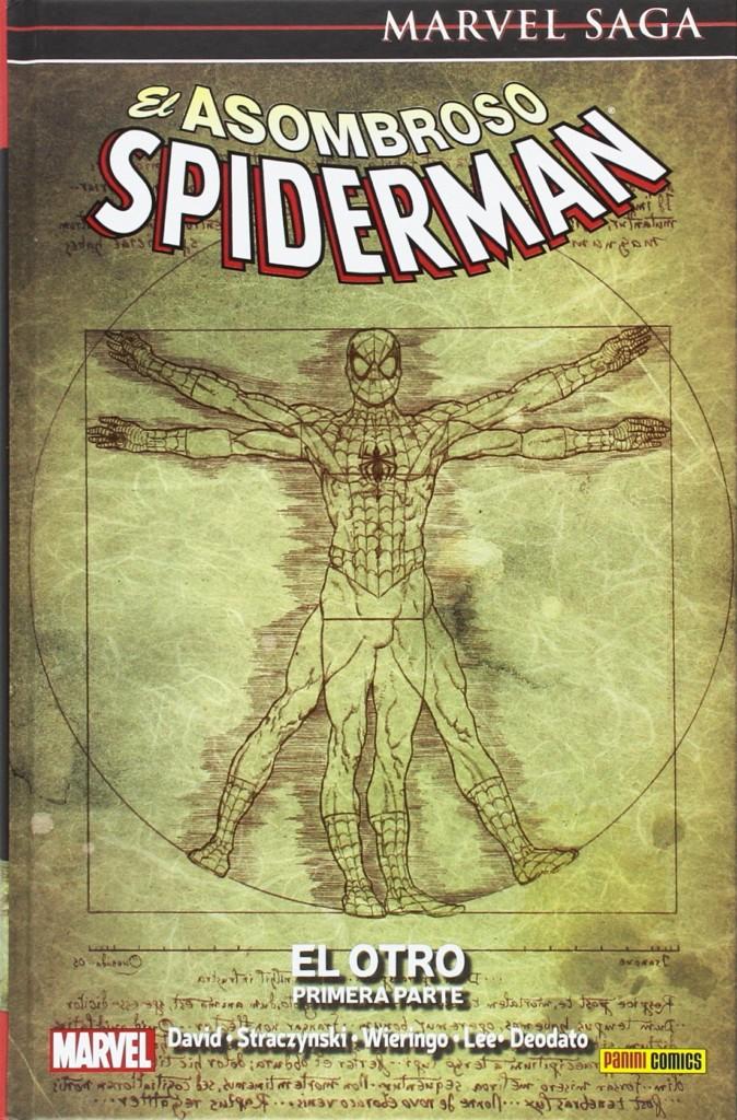 Reseñas desde Star City: Marvel Saga Spiderman 9: El otro (1)