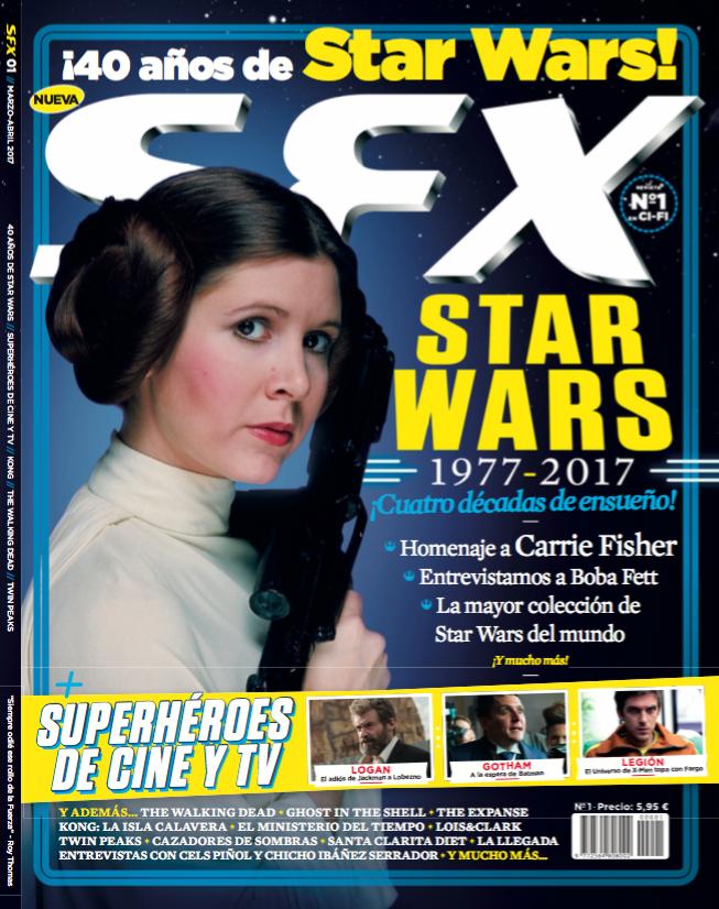 Llega a España la Revista SFX