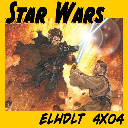 Podcast de ELHDLT: Guía de lectura de Rogue One / Episodios I, II y III
