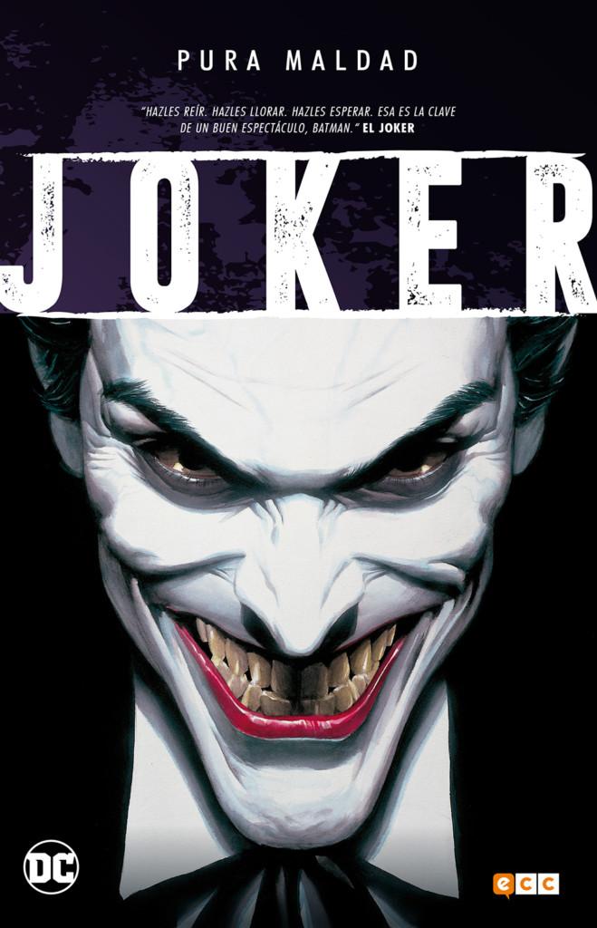 Reseña: Pura maldad: Joker