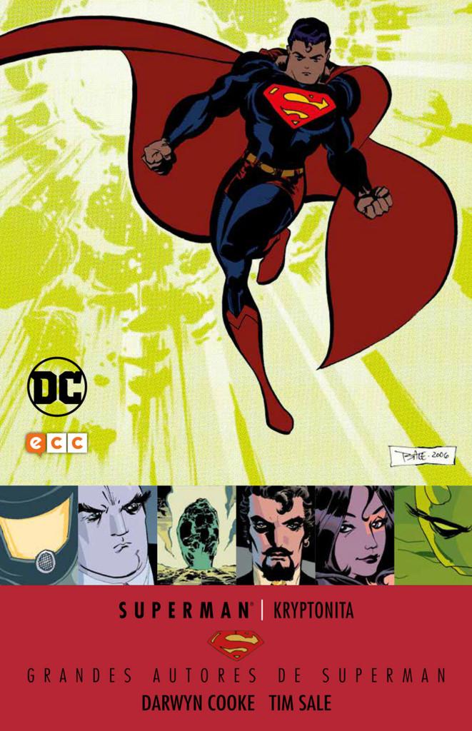 Reseña: Superman: Kryptonita, de Cooke & Sale