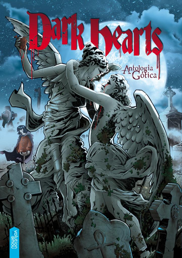 Reseñas desde Star City: Dark Hearts. Antología Gótica.