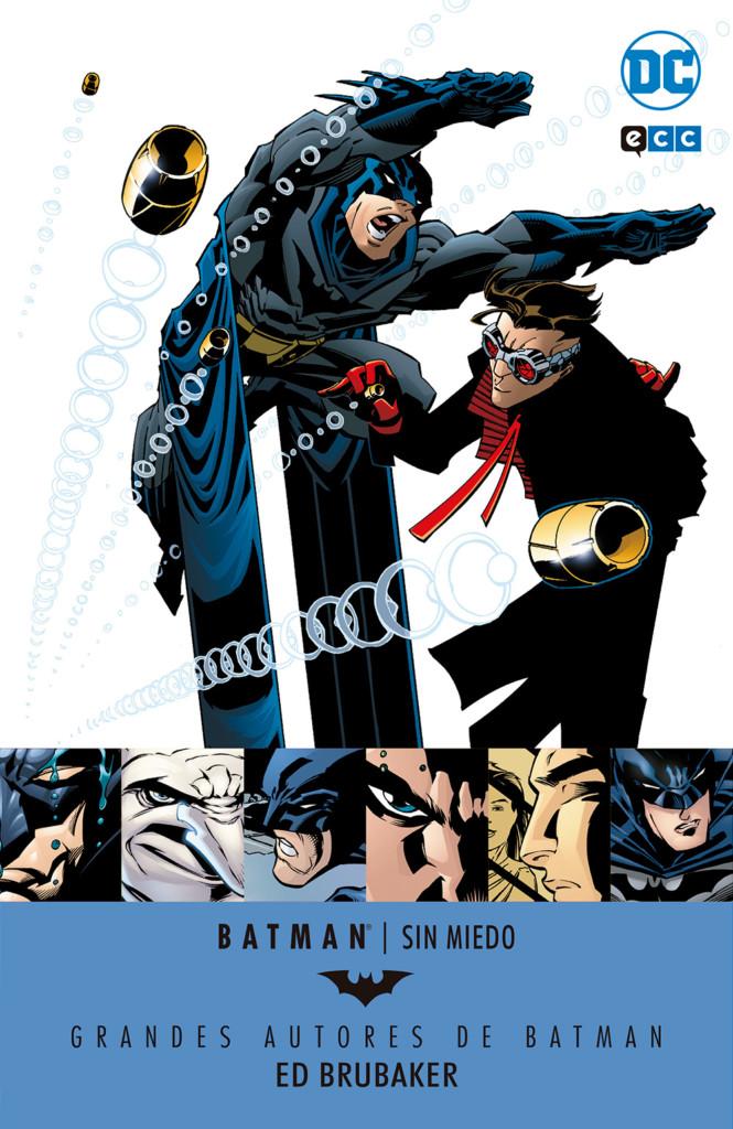 Reseña: GGAA Batman: Ed Brubaker