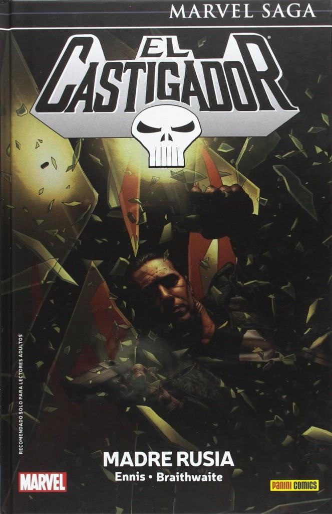 Reseñas desde Star City: Marvel Saga Castigador 4. Madre Rusia